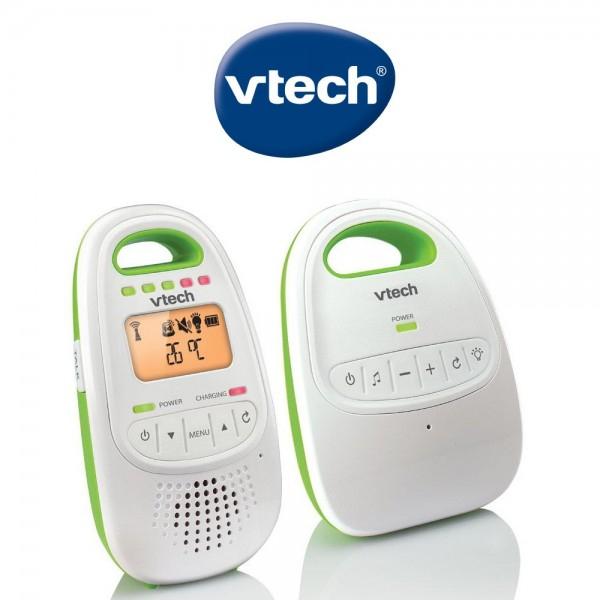 Interfon digital bidirectional BM2000, include melodii si lampa de veghe, raza actiune 300 m - Vtech [0]