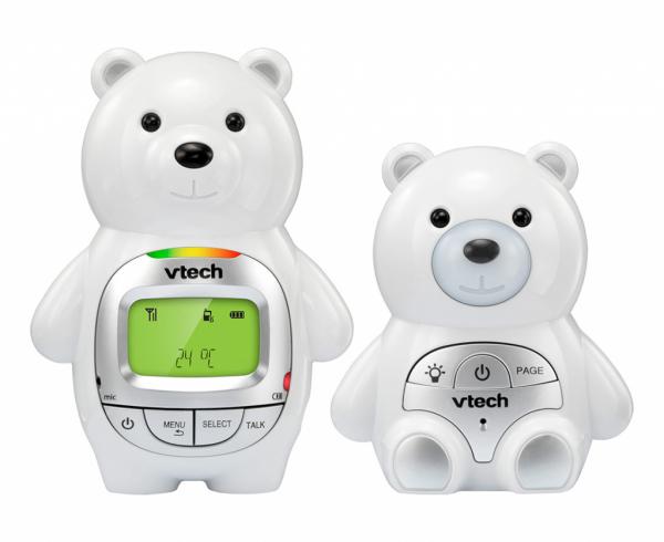 Interfon digital bidirectional BM2350, senzor de temperatura si lampa de veghe, raza actiune 300 m - Vtech [1]