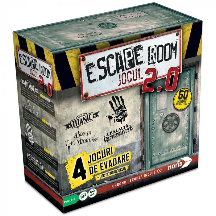 Joc Noris Escape Room 2.0 [0]