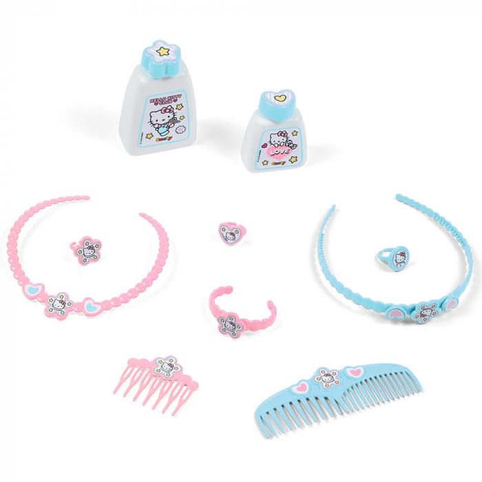 Jucarie Smoby Masuta de machiaj Hello Kitty Hairdresser 2 in 1 [2]
