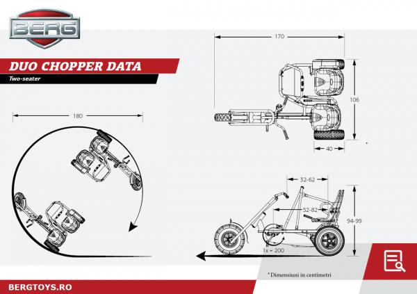 Kart BERG Duo Chopper BF [4]