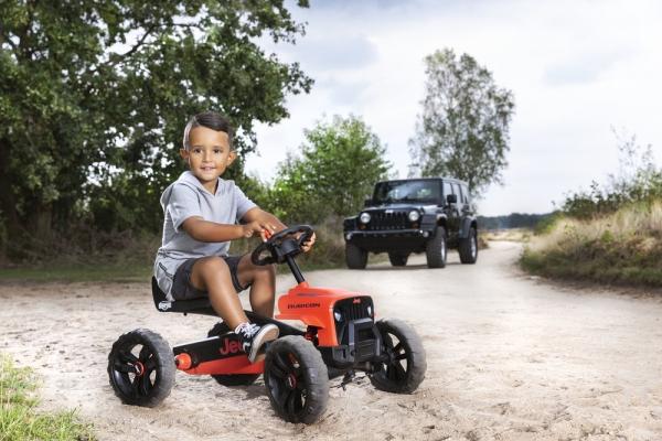 Kart Berg Jeep Buzzy Rubicon 3