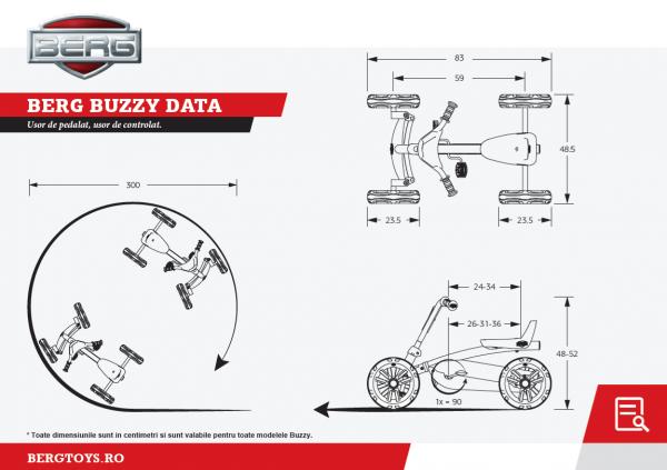 Kart Berg Jeep Buzzy Rubicon 2