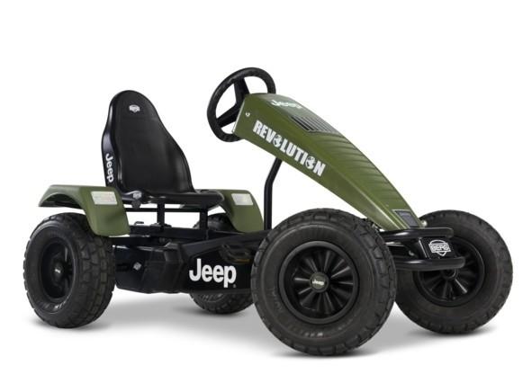 Kart BERG Jeep Revolution BFR-3 [0]