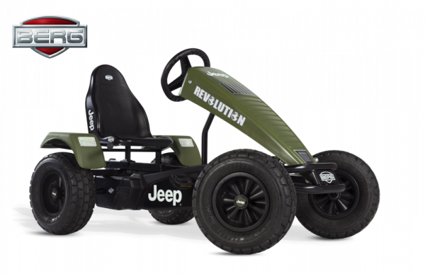 Kart BERG Jeep Revolution BFR [3]