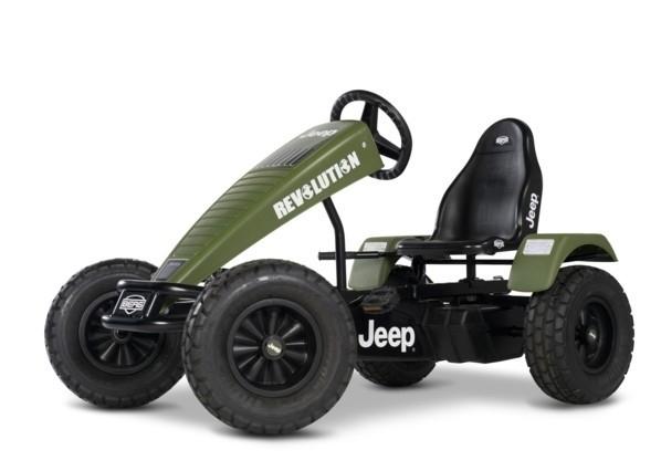 Kart BERG Jeep Revolution BFR [0]