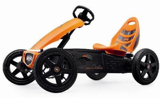 Kart BERG Rally Orange [0]