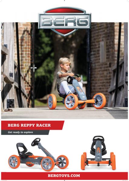 Kart Berg Reppy Racer 3