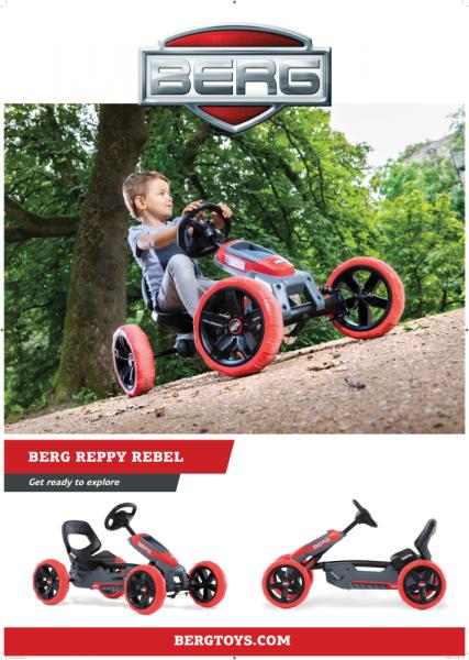 Kart Berg Reppy Rebel 8