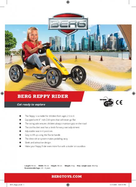 Kart Berg Reppy Rider 5