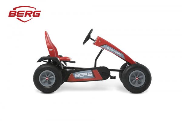 Kart cu pedale BERG Extra Sport BFR - red 6