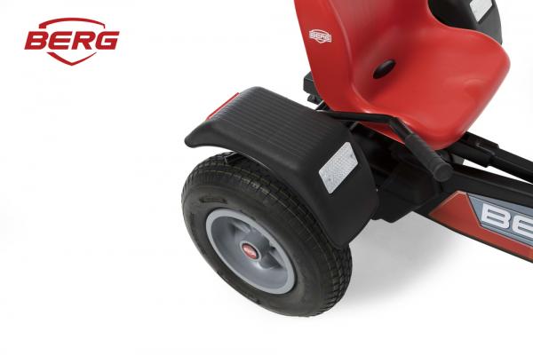 Kart cu pedale BERG Extra Sport BFR - red 2