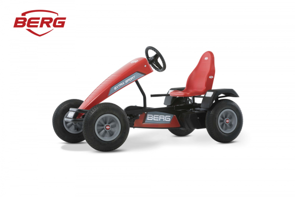 Kart cu pedale BERG Extra Sport BFR - red 1