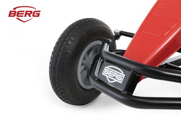 Kart cu pedale BERG Extra Sport BFR - red 3