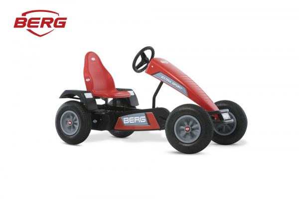 Kart cu pedale BERG Extra Sport BFR - red 0