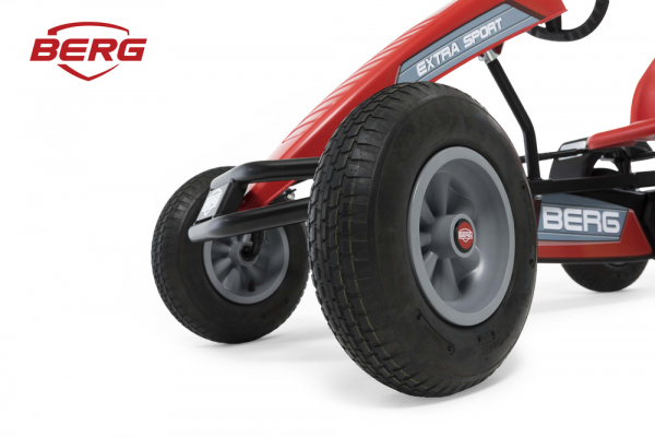 Kart cu pedale BERG Extra Sport BFR - red 4