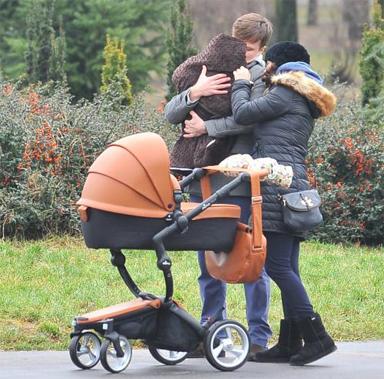 Reductor bebelusi - Mima Baby Headrest 4