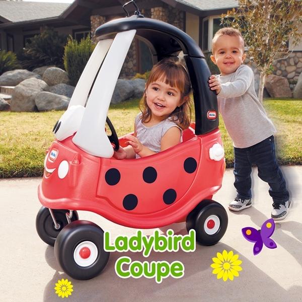 LadyBird Coupe -Little Tikes -173059 1
