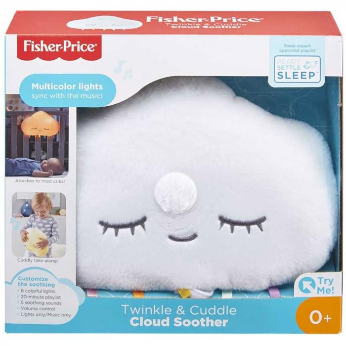 Lampa de veghe plus Fisher Price by Mattel Newborn Norisor [3]