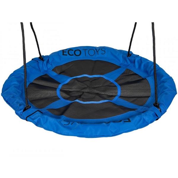 Leagan pentru copii ECOTOYS BOC100, cuib de barza, cadru din otel galvanizat 1