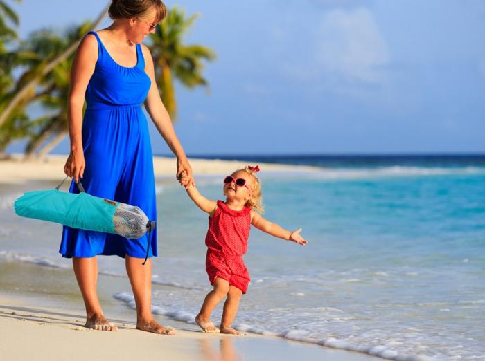Ludi Cort de plaja UV50 cu minipiscina [5]