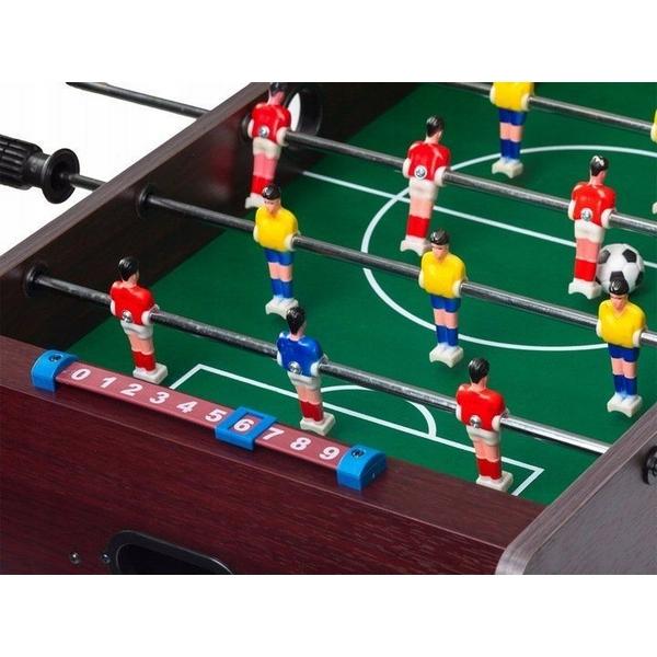Masa de fotbal din lemn Ecotoys 69 x 36 x 22 cm [2]
