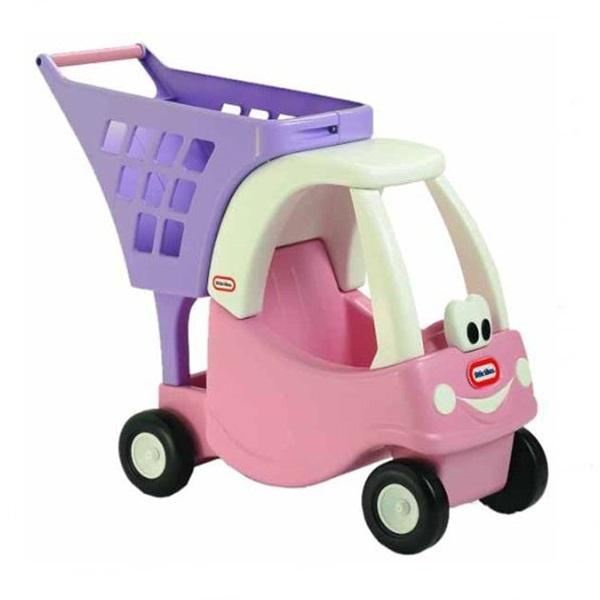 Masinuta cos pentru cumparaturi - Little Tikes-620195 0