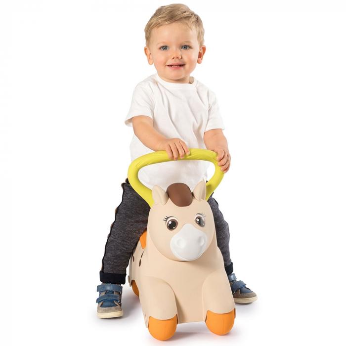 Masinuta de impins Smoby Baby Pony [6]