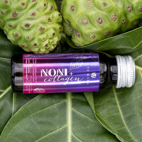 Noni + Collagen lichid 10.000 mg/50 ml Morinda NewAge - 10 sticlute x 50 ml 0
