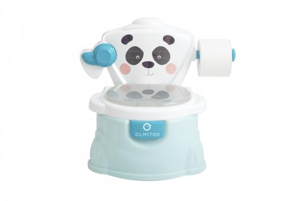 Olita multifunctionala 3 in 1 Funny Panda - Olmitos [0]