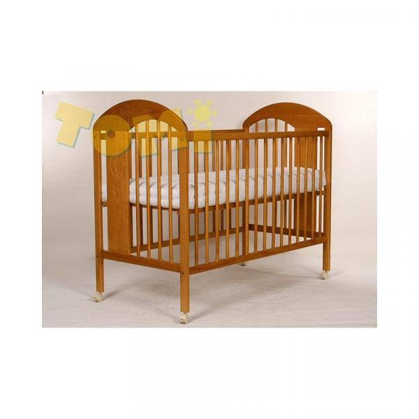 Patut din lemn pentru copii Tomi XIII natur 0