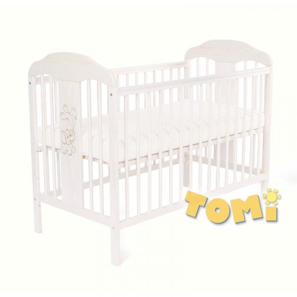 Patut din lemn pentru copii Tomi XIV color 0