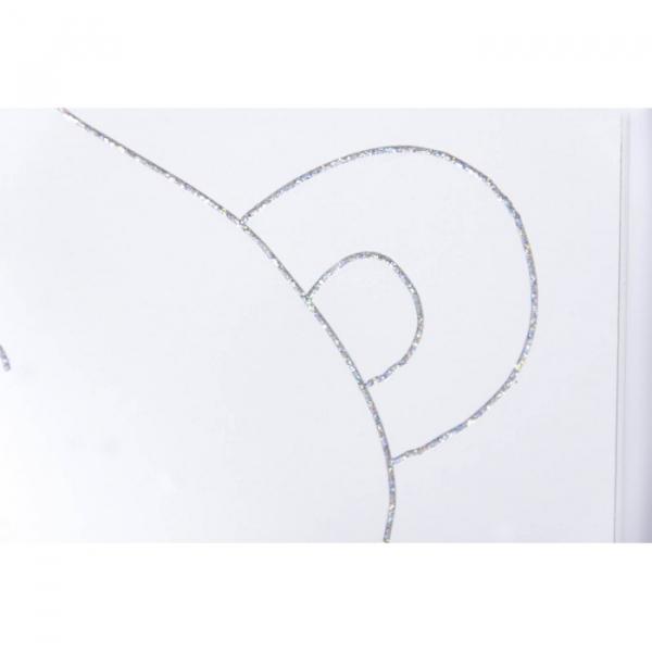 Patut Drewex Bear Culisant - Silver + Saltea Cocos 12 cm 6