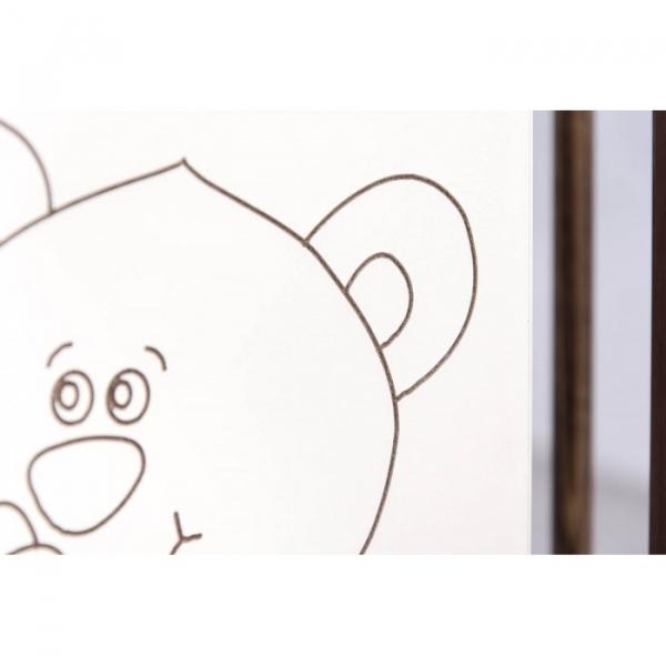 Patut Drewex Bear - Wenge + Saltea Cocos 12 cm 4
