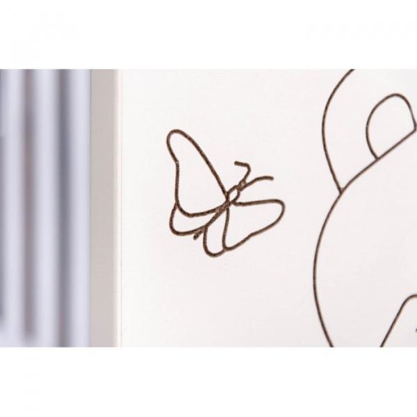 Patut Drewex Bear - Wenge + Saltea Cocos 12 cm 3