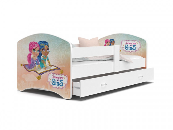 Patut Tineret MyKids Lucky 56 Adventure with Gins-140x80 0