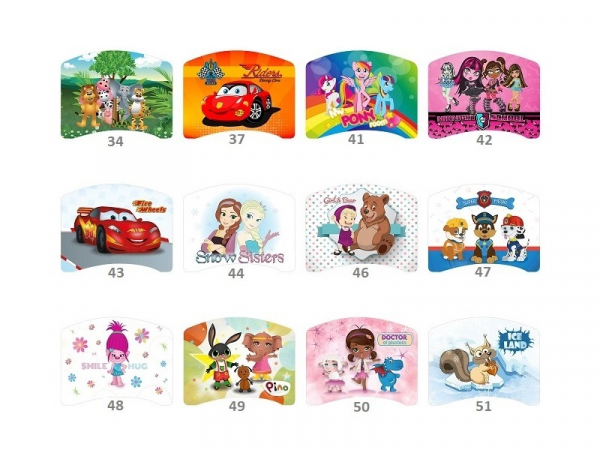 Patut Tineret MyKids Lucky 56 Adventure with Gins-140x80 3