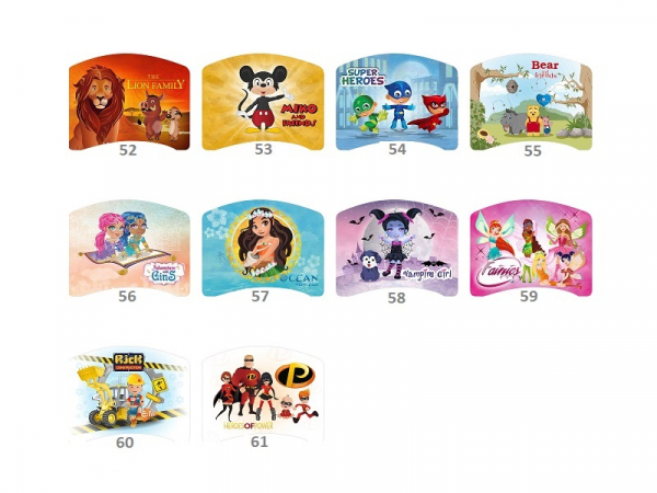 Patut Tineret MyKids Lucky 56 Adventure with Gins-140x80 4