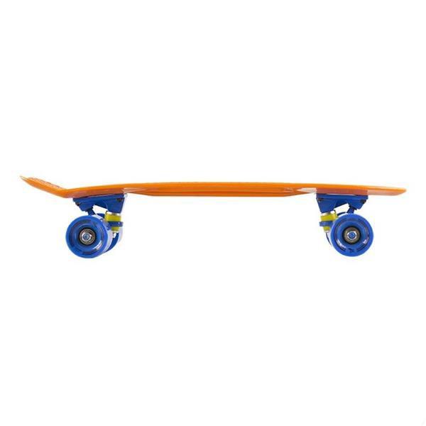 Penny board Nils Extreme-oranj [4]