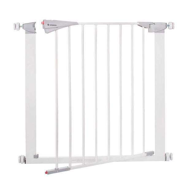 Poarta de siguranta prin presiune Waly 110-117 cm - Springos [0]