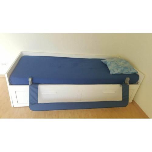 Protectie pat rabatabila pentru somiera adancita 150 cm marine - Olmitos [3]
