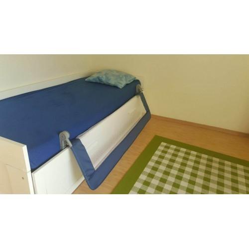 Protectie pat rabatabila pentru somiera adancita 150 cm marine - Olmitos [4]