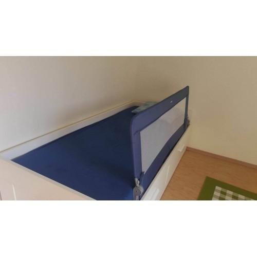 Protectie pat rabatabila pentru somiera adancita 150 cm marine - Olmitos [1]