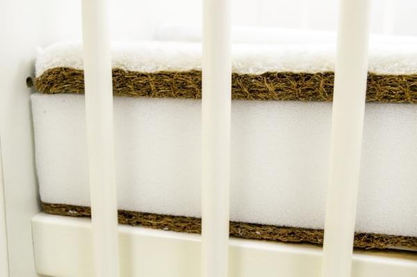 Saltea Fibra Cocos MyKids Bumbacel 120x60x11 (cm) 1