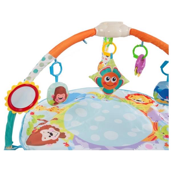 Salteluta de joaca Sun Baby 032 Animal Planet 2