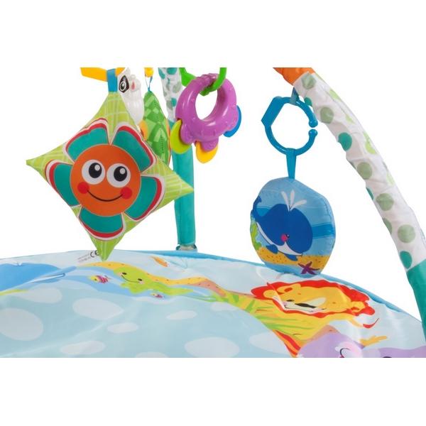 Salteluta de joaca Sun Baby 032 Animal Planet 1