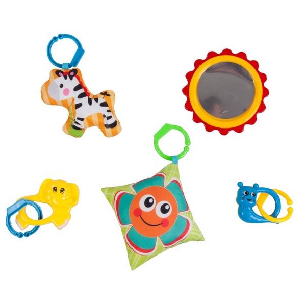 Salteluta de joaca Sun Baby 035 Pet Letters 3