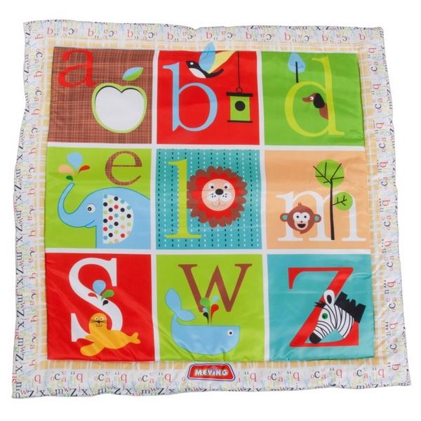 Salteluta de joaca Sun Baby 035 Pet Letters 1