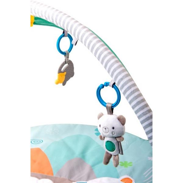 Salteluta de joaca Sun Baby 042 Polar Bear 5