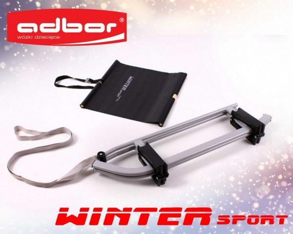 Saniuta pliabila Adbor Winter Sport 1